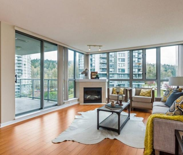 601 - 295 Guildford Way, North Shore Pt Moody, Port Moody 3